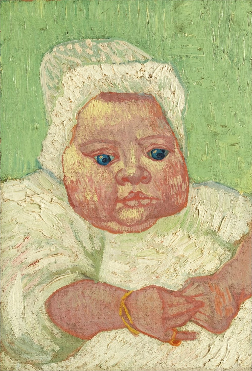 The Baby Marcelle Roulin 1888