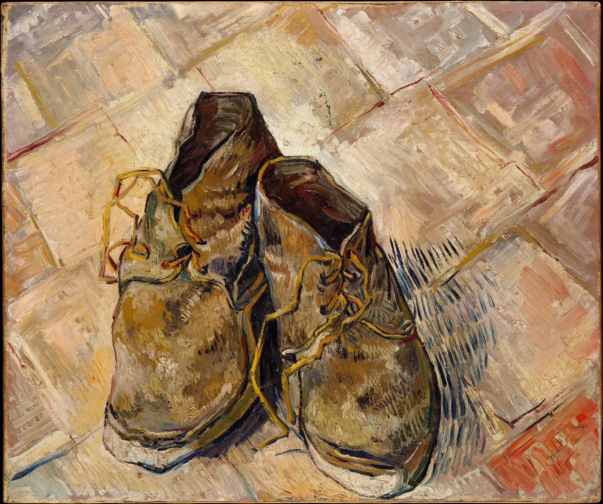 Pair of Shoes 1888