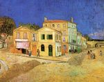Vincent s House in Arles The Yellow House