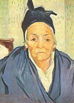 Old Woman of Arles