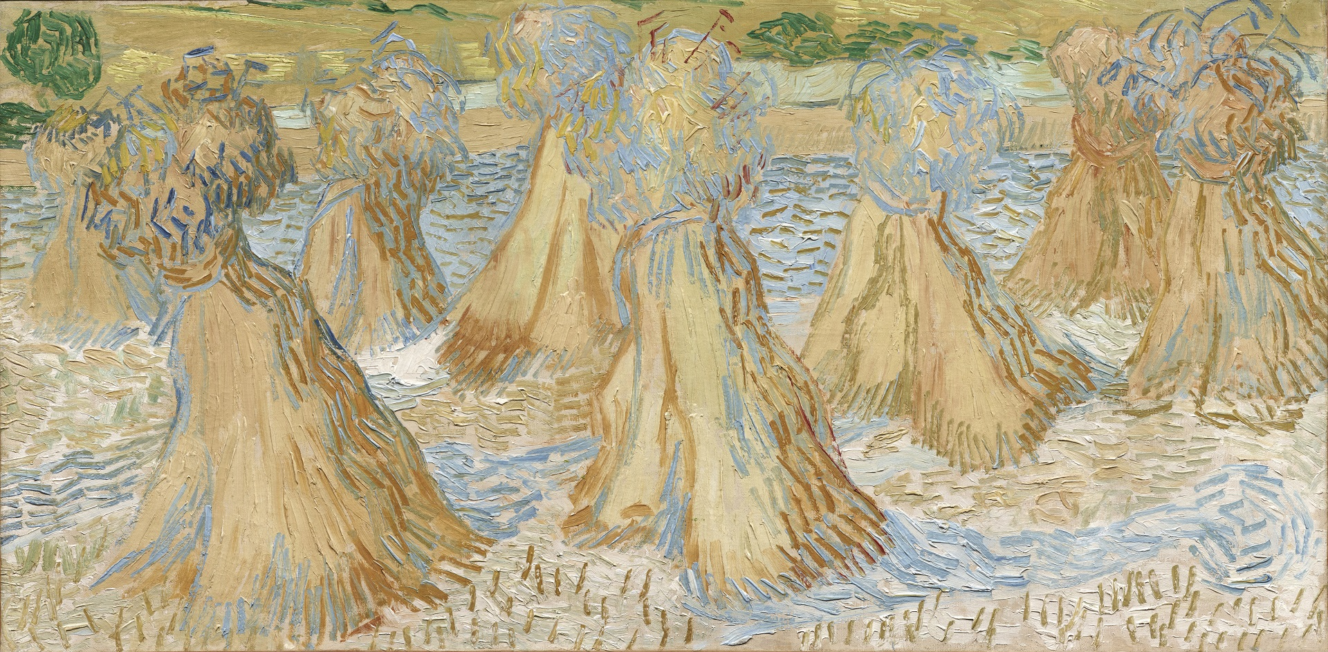 Sheaves of Wheat 1890
