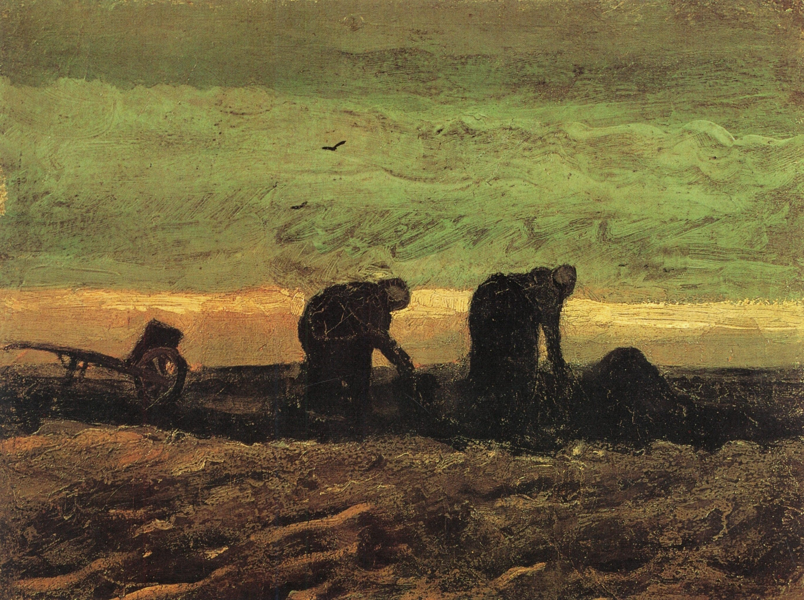 Two Women in the Moor 1883