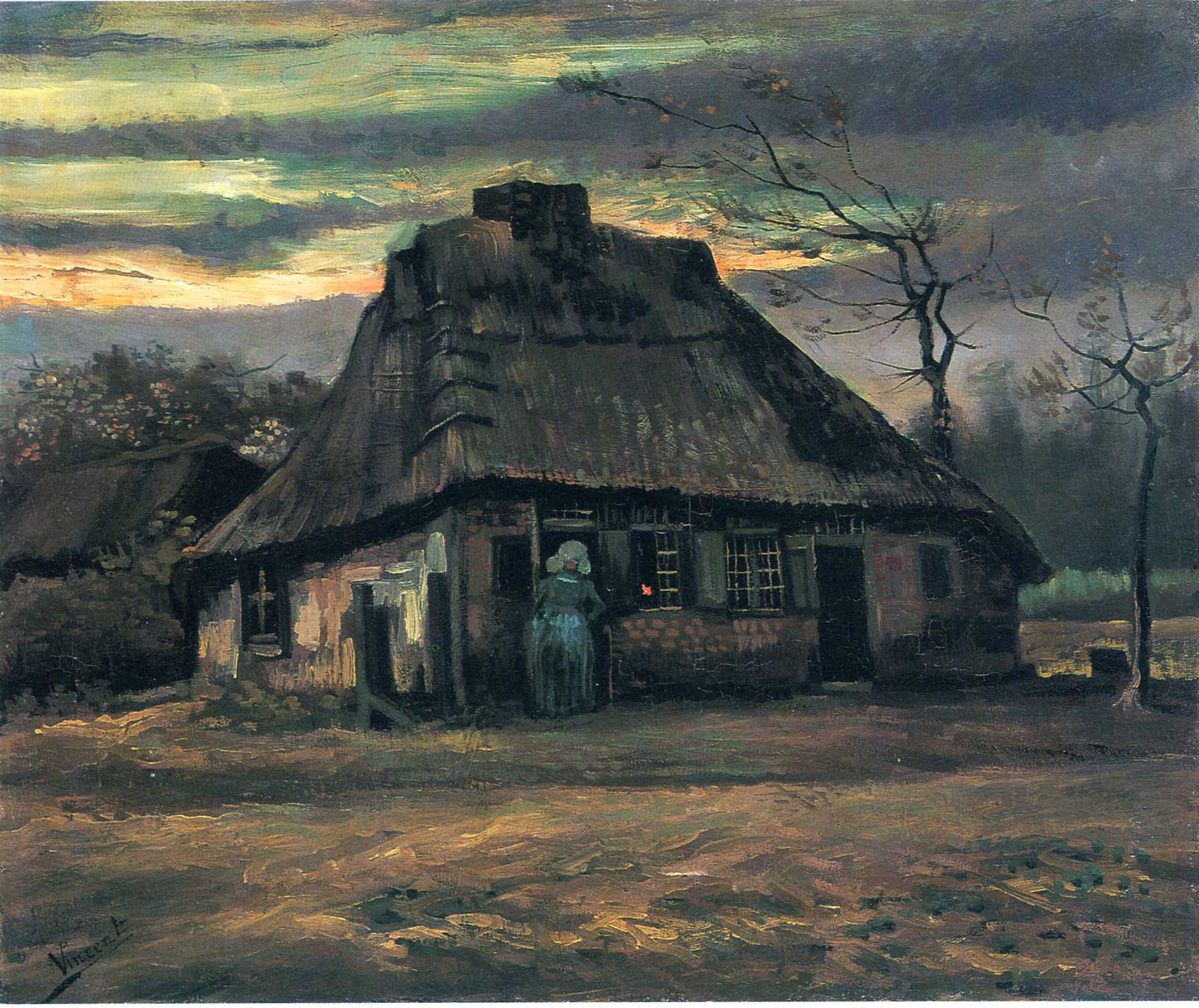 The Cottage 1885