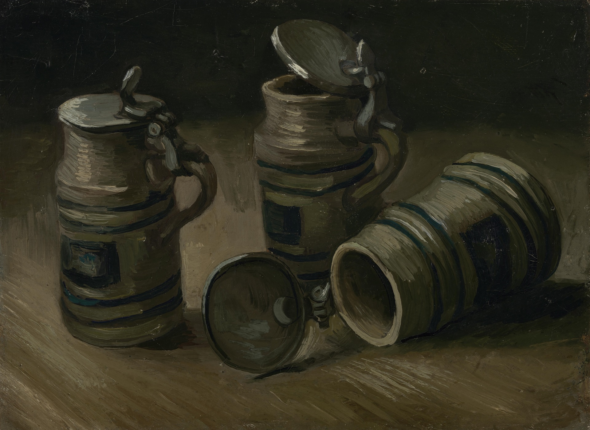 Beer Tankards 1884
