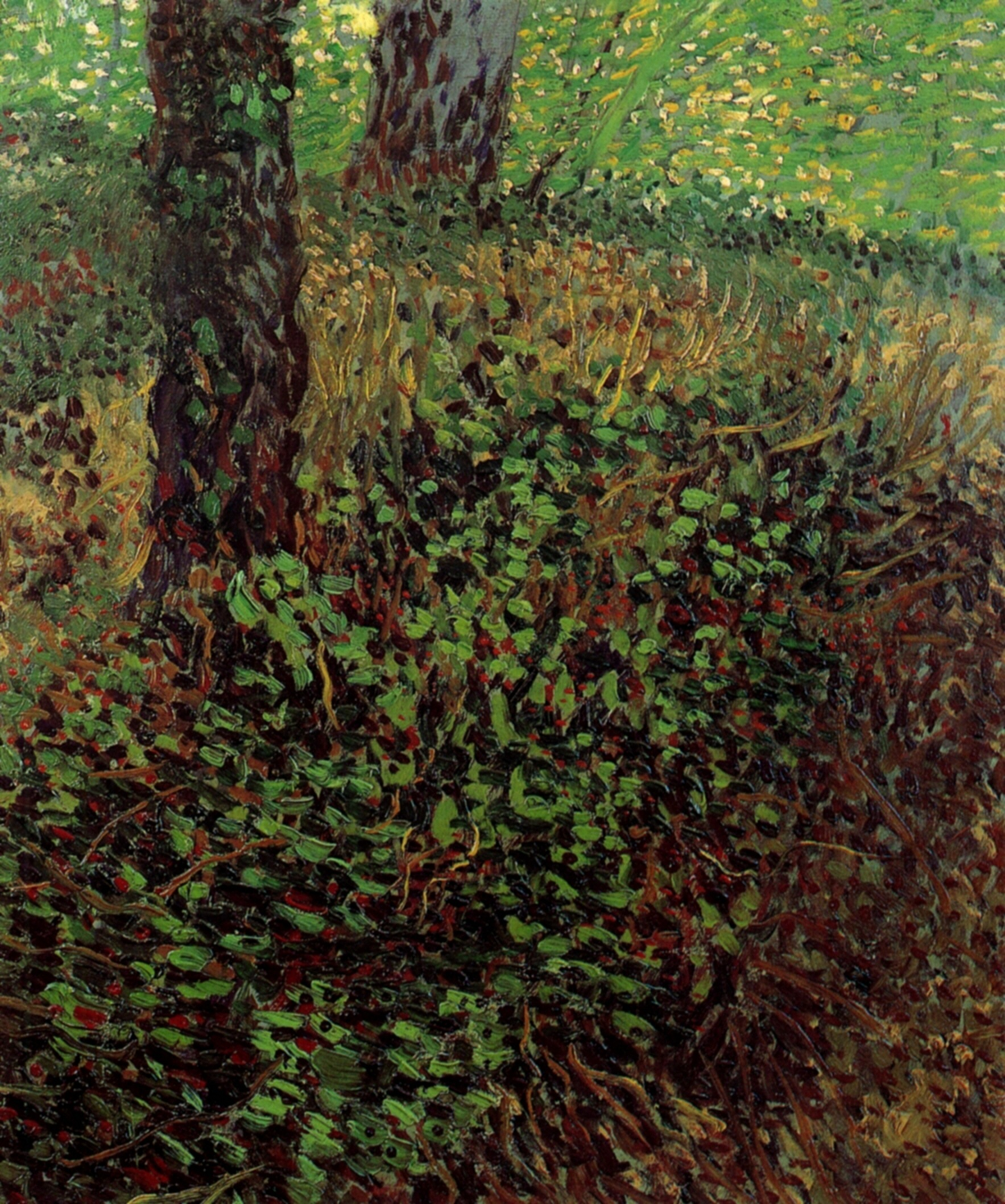 Undergrowth 1887