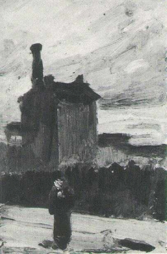 Twilight, before the Storm: Montmartre  1886