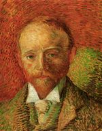 Portrait of the Art Dealer Alexander Reid