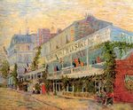 Restaurant de la Sirene at Asnieres