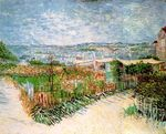 Vegetable Gardens at Montmartre