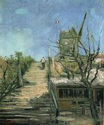Windmill on Montmartre