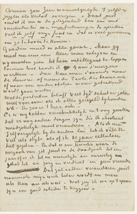 The Letters of Vincent van Gogh from Antwerp