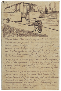 The Letters of Vincent van Gogh from Arles