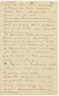 The Letters of Vincent van Gogh from Saint-Rémy