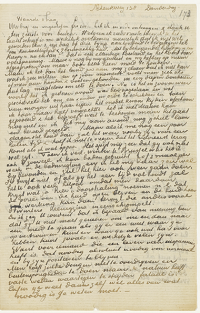 The Letters of Vincent van Gogh from Hague