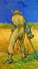 The Reaper after Millet